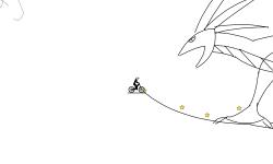 my best dragon drawing!
