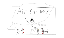 CALL IN AIRSTRIKE!!!!!!!!!!!!!