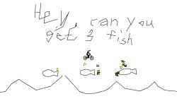 get 3 fish