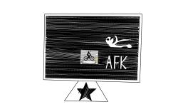 AFK****