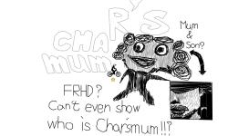 FRHD can't draw Char's mum!?!?