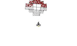 pokeball pixle art 1