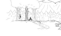 slender woods