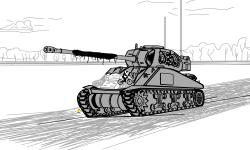 ♦M4 Sherman