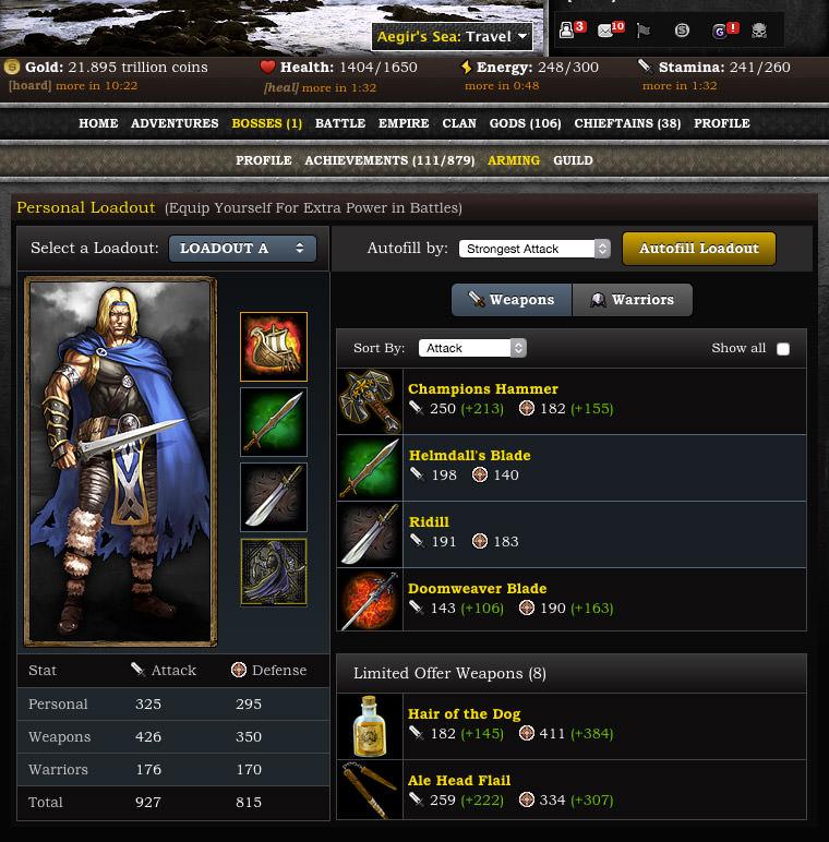 Viking Clan | MMO RPG Fantasy Game